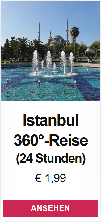 Istanbul Reise